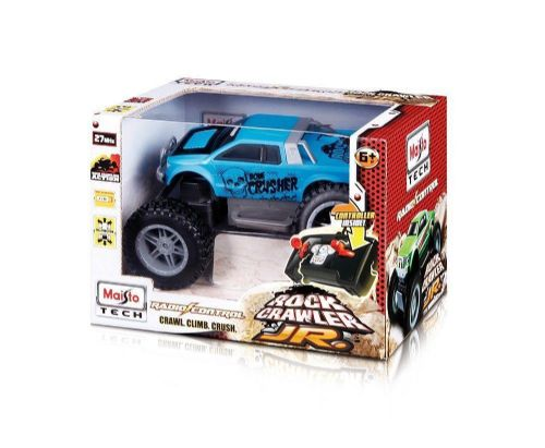 New Maisto 81162 Off Road Remote Control 1:24 RC Rock Crawler Junior
